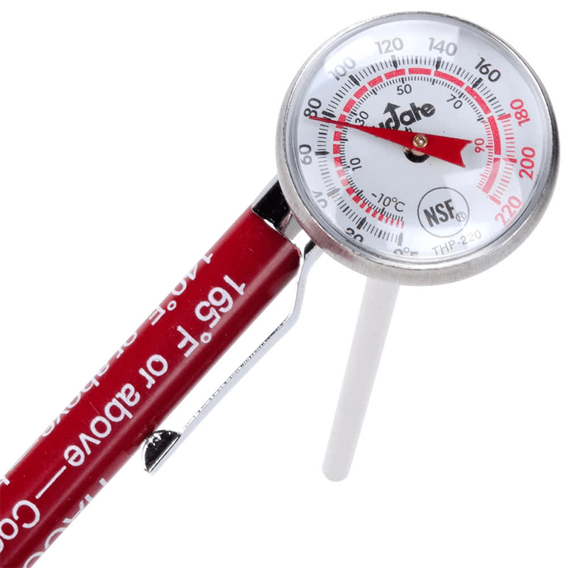 Meat Thermometer Monster Clean